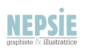 Nepsie – Graphiste Tours et Amboise – Illustratrice