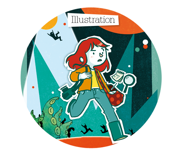 Nepsie graphiste illustratrice